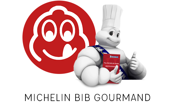 Whole Earth Michelin Bib Gourmand